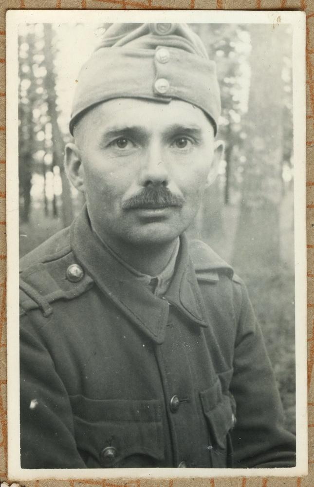 Михайло Белей в угорській армії, 1943 рік