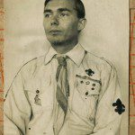 Михайло Белей, пластун куреня ім. Михайла Драгоманова, 1930 рр.