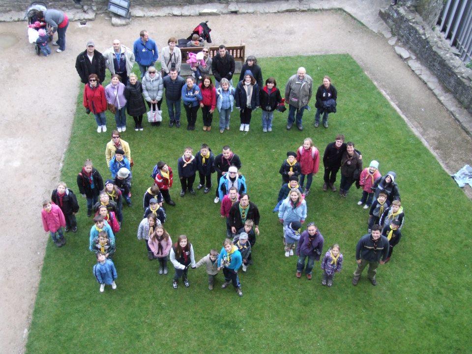 СвятоВесни пластунів Великої Британії та Ірландії, 2-4 червня 2012, Північний Уельс