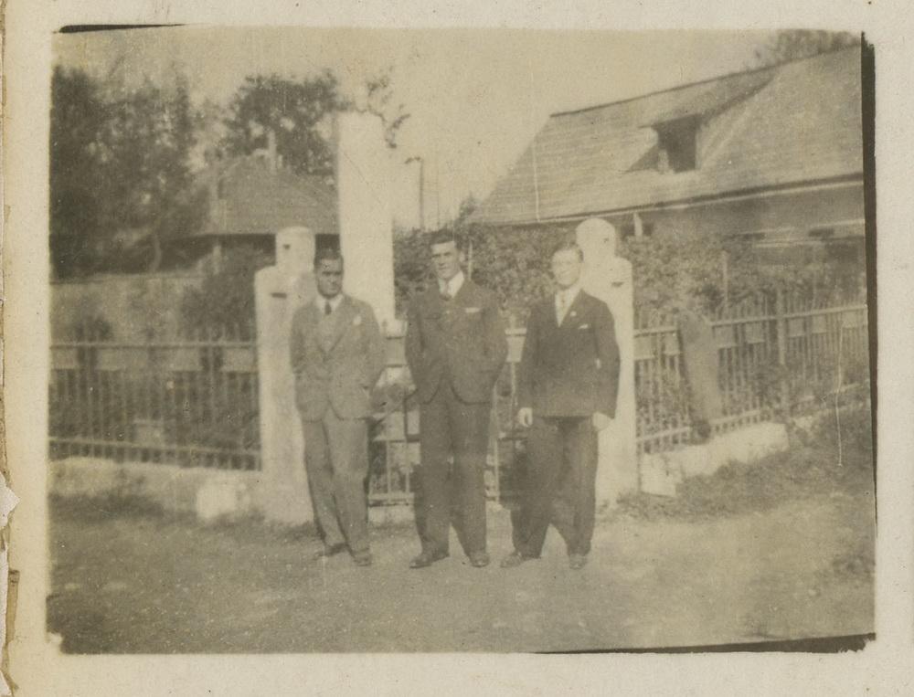 Невідомі хлопці з Великого Бичкова, 1920 рр.