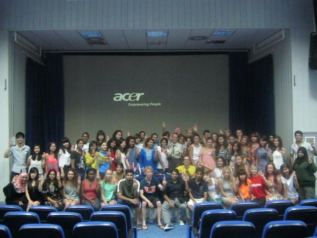 Презентація Пласту на Кіпрі