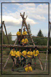 Провід КВТ 2009 на брамі