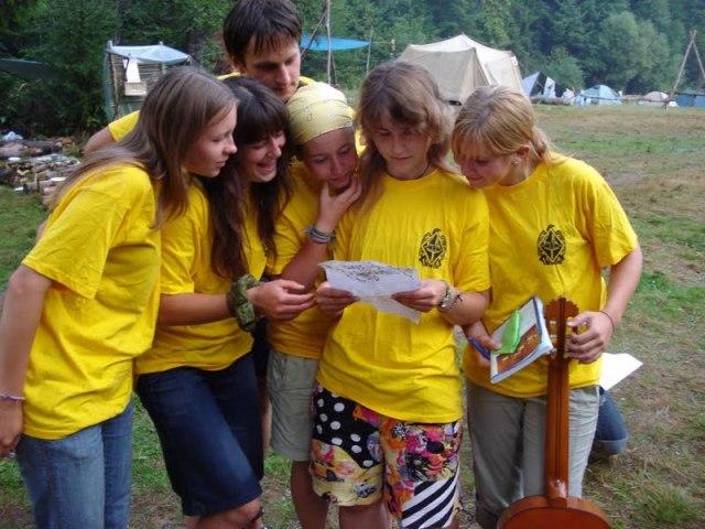 Історія пластових таборів: КВТ 2009