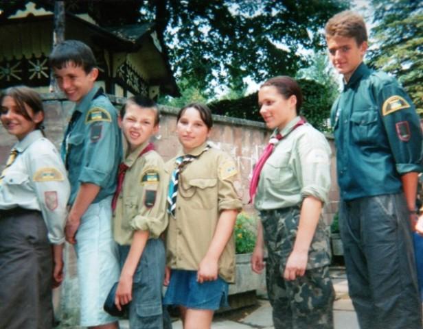 Мандрівний табір для прихильників ПМТ 2002, Трускавець