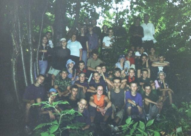 Історія пластових таборів: ПМТ 2002