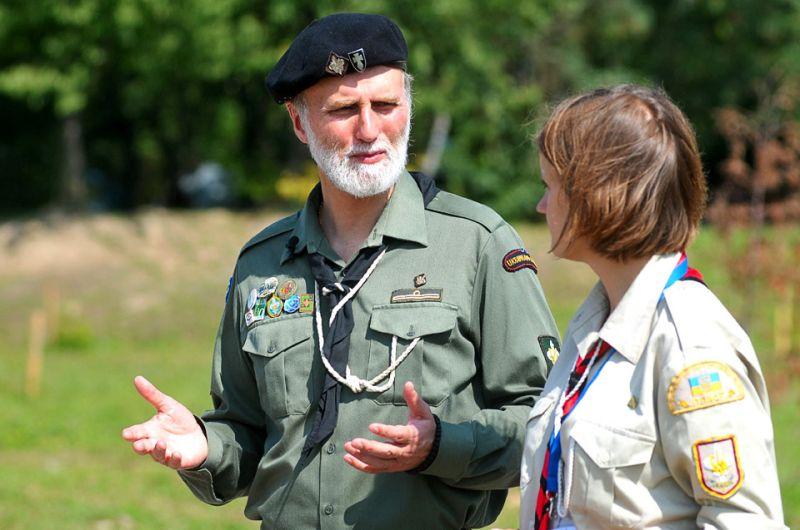 Пластун о. Борис Ґудзяк