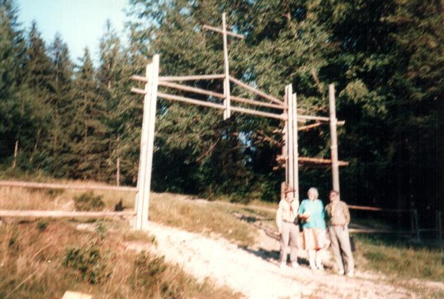 Таборова брама на Соколі, 1990-ті