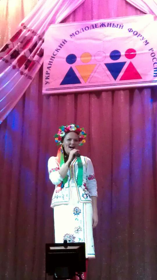 """Не всі заслуженні та народні зможуть так виконати пісню """"Моя Україна"""" як Світлана Саннікова з Твері"""