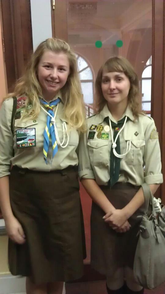 Пластуни беруть участь у 2 Українському молодіжному форумі Росії
