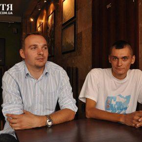 Василь Мартюк та Володимир Левчук