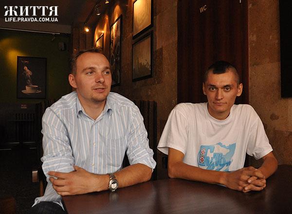 УП: Люди, які гуртом популяризують українське