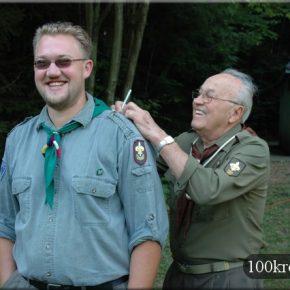 Тарас Тютюнник і друг Мако - управитель оселі