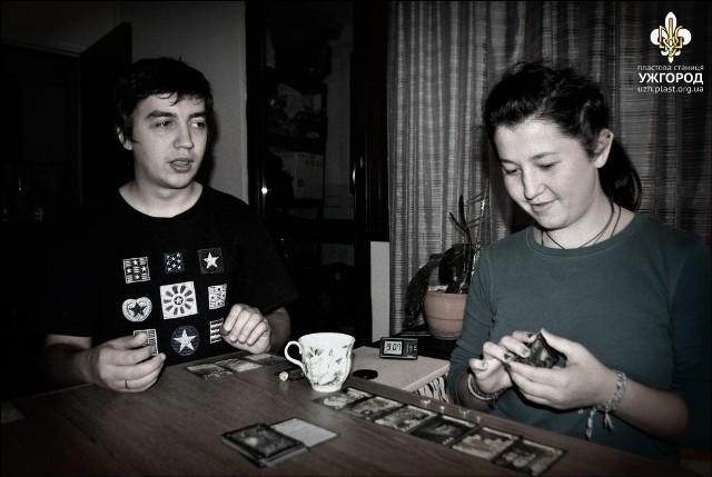 """Пластовий клуб настільних ігор """"25/99"""""""
