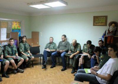 КВВ УПЮ ч. 126, Київ