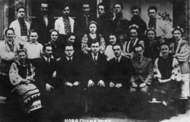 Нова сцена, 1937