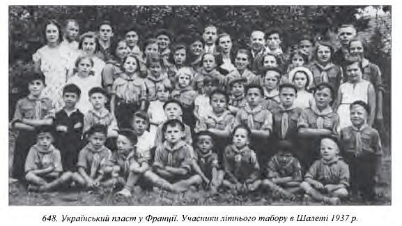 Нарис з історії Пласту в середовищі українських емігрантів (1920-30-ті рр.)