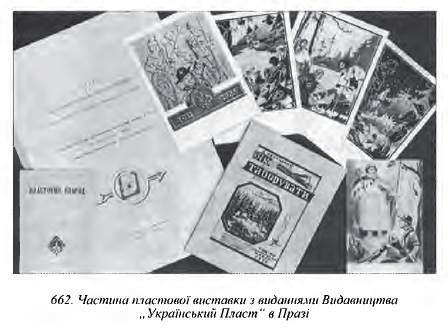 """Видання """"Українського Пласту"""" в Празі"""