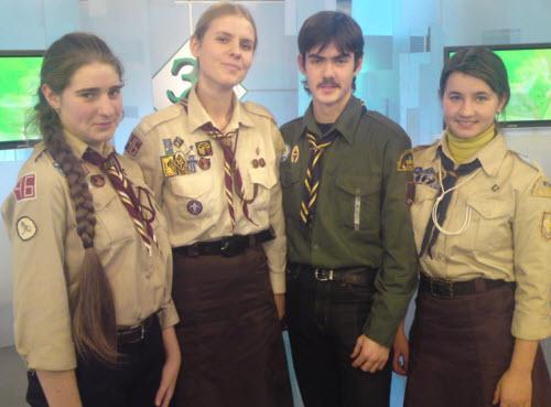 Київські пластуни