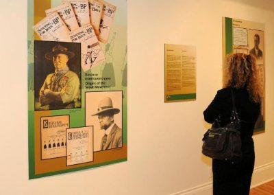 Історична виставка до 100-ліття Пласту