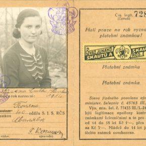 Леґітимація, центр руських скаутів ім. А. Духновича
