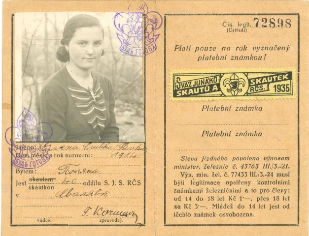 Інші скаутські організації на Закарпатті 1930-их роках