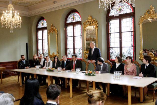 Консультативна Рада національних меншин при Президенті Латвії