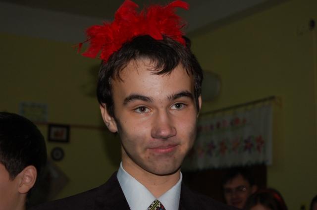Богдан після кусання калити
