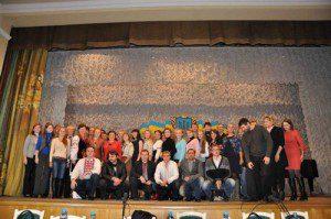 """Пластуни взяли участь в Українському молодіжному форумі Росії """"Молодіжний діалог у дії"""" (5-7.10.12)"""