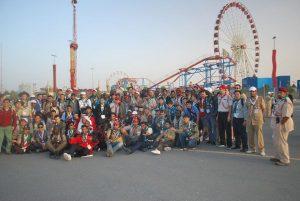 Міжнародний скаутський семінар в ОАЕ