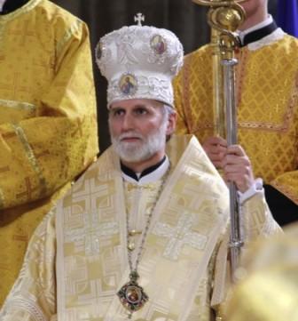 У Соборі Паризької Богоматері відбулась інтронізація владики Бориса Ґудзяка
