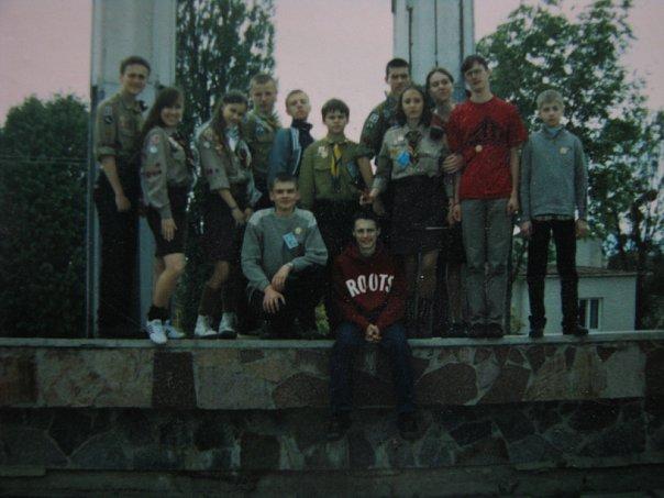 """""""Зоряний Вітер"""", Рівне, 2003"""