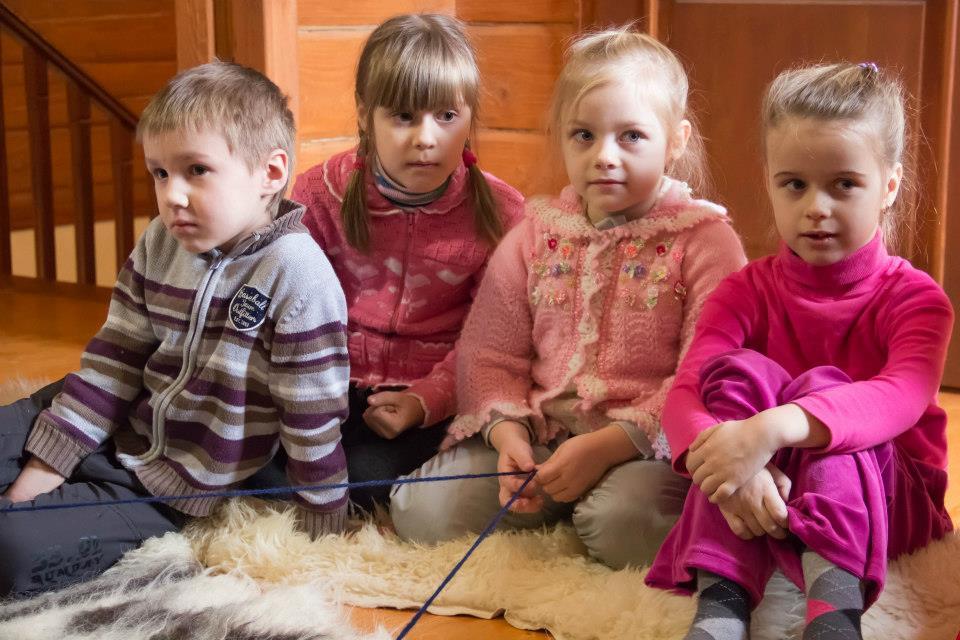 Пташата Станиці Ужгород святкували Старий Новий рік