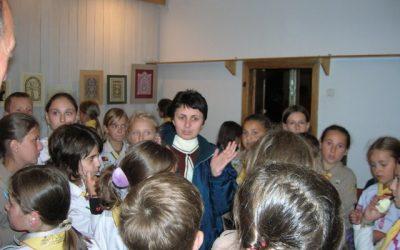 24 січня 2013 р. відійшла на Вічну Ватру пластунка Люба Пятночко з дому Топорович