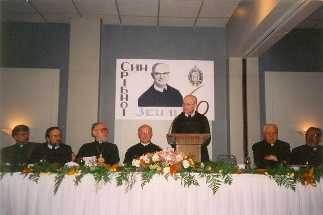 Детройт, відзначення 60-річчя Зореслава