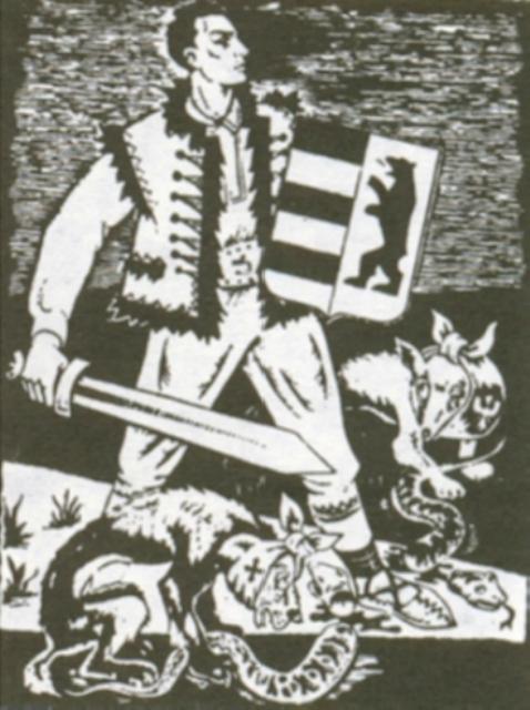 Плакат часів Карпатської України