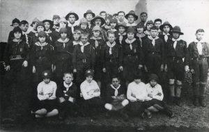 Тисменицькі пластуни, кінець 1920-их