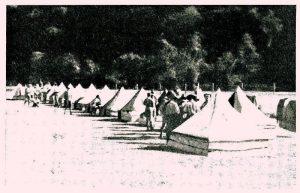 Пластовий табір у Солочині (1937)