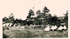 Пластовий табір у Солочині (1938)