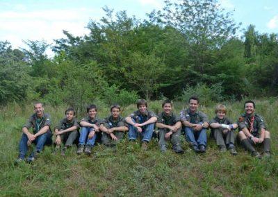 Юнацький табір в Аргентині 09