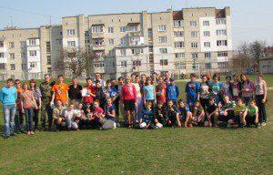 Спортивно-туристичні змагання «Крок до Пласту»