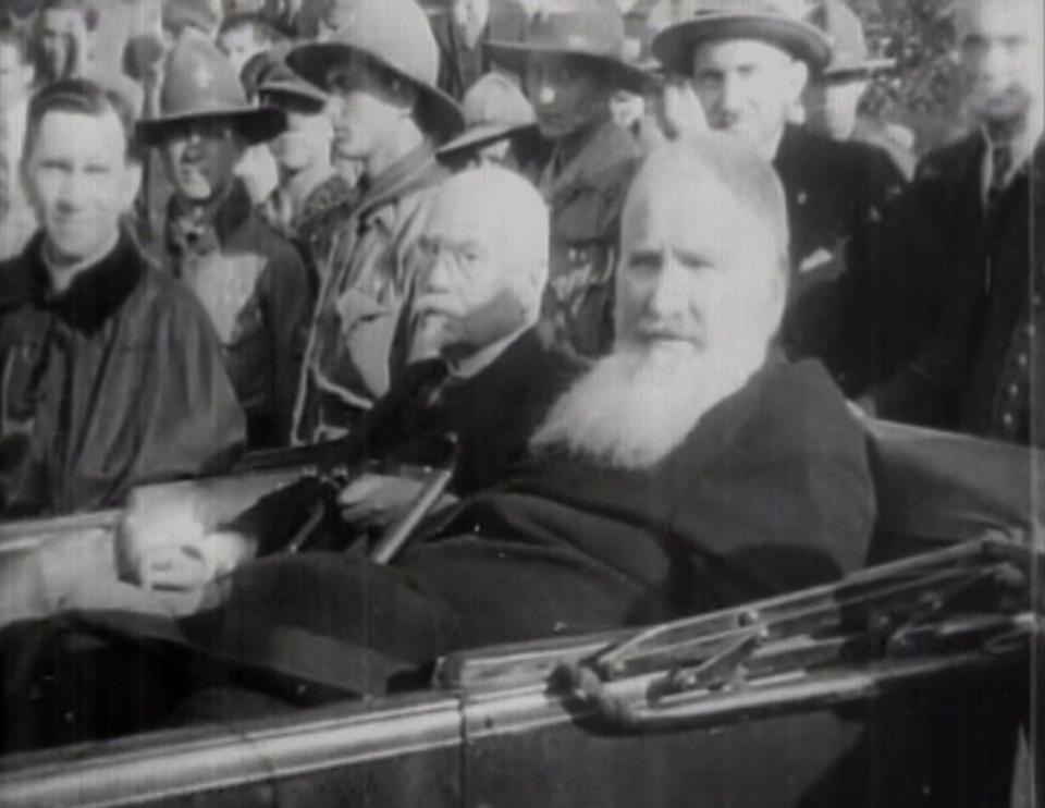 «Історична правда з Вахтангом Кіпіані». «101 рік тому, 1912 року відбулася перша «пластова» присяга»