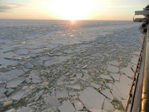 Крига Балтійського моря
