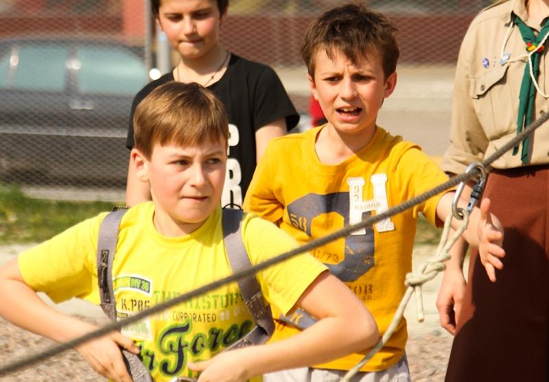 У Трускавці відбулись спортивно-туристичні змагання «Крок до Пласту»