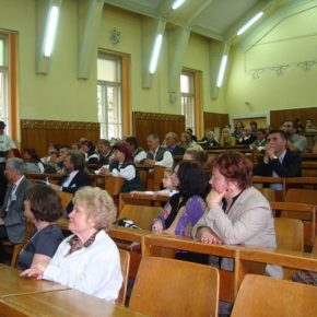 Презентація в м. Клуж