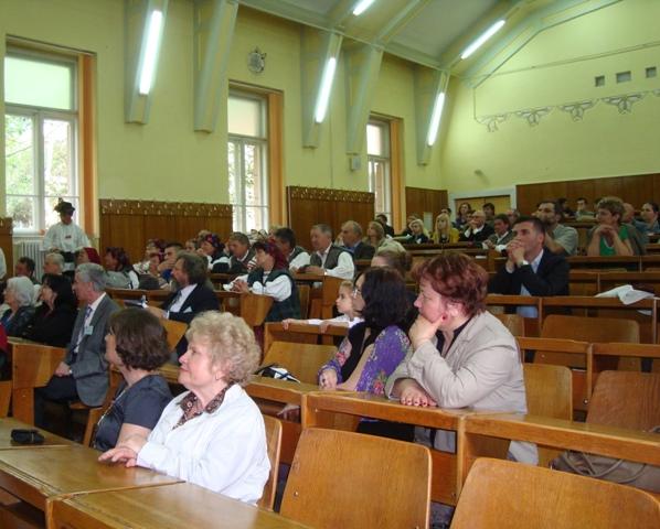 Презентація документального фільму «Срібна земля» для українців Румунії
