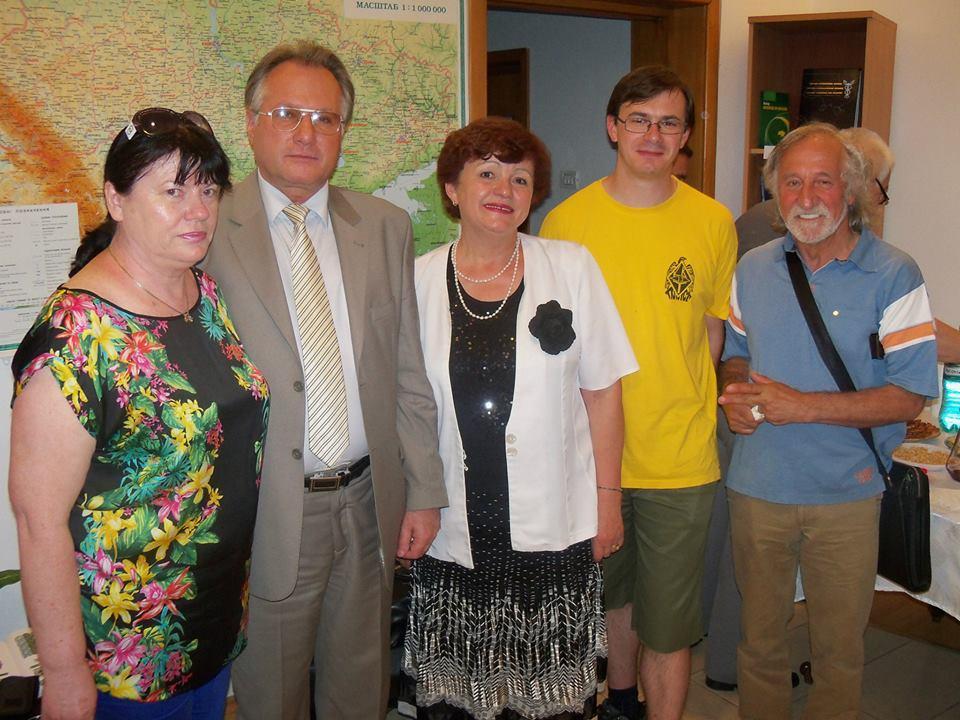 Після презентації в Бухаресті