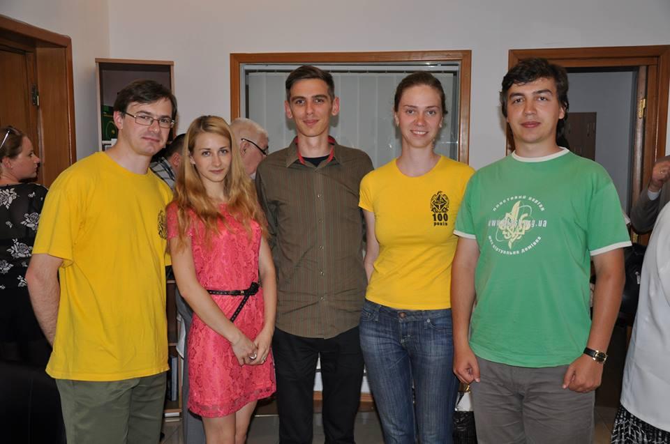 Презентація в Бухаресті