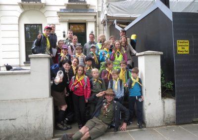 Свято Весни пластунів Великої Британії та Ірландії 2013