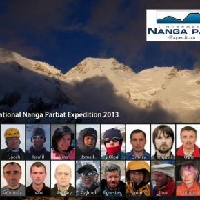 International Nanga Parbat Expedition 2013