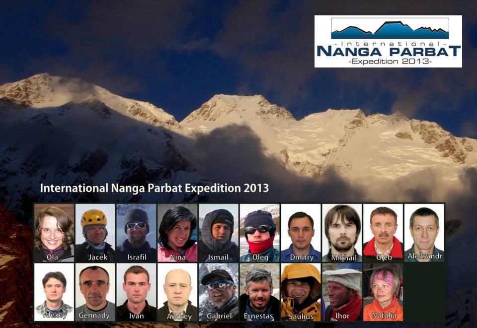 Експедиція Нанга Парбат 2013